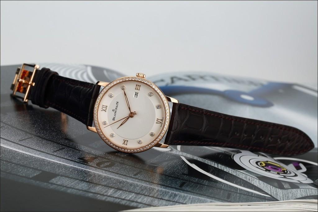 天津宝珀手表保养,日常佩戴时应注意